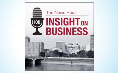 TimeSolv's unique customer service featured on Insight on Business the News Hour radio show